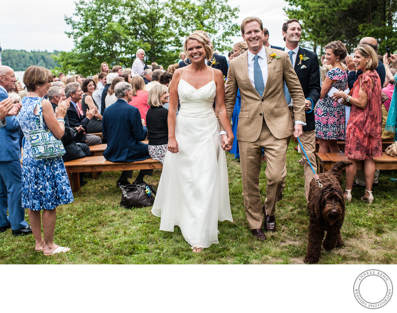Backyard Wedding Photographs
