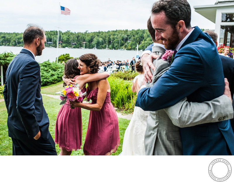 Top Wedding Photographer in Maine