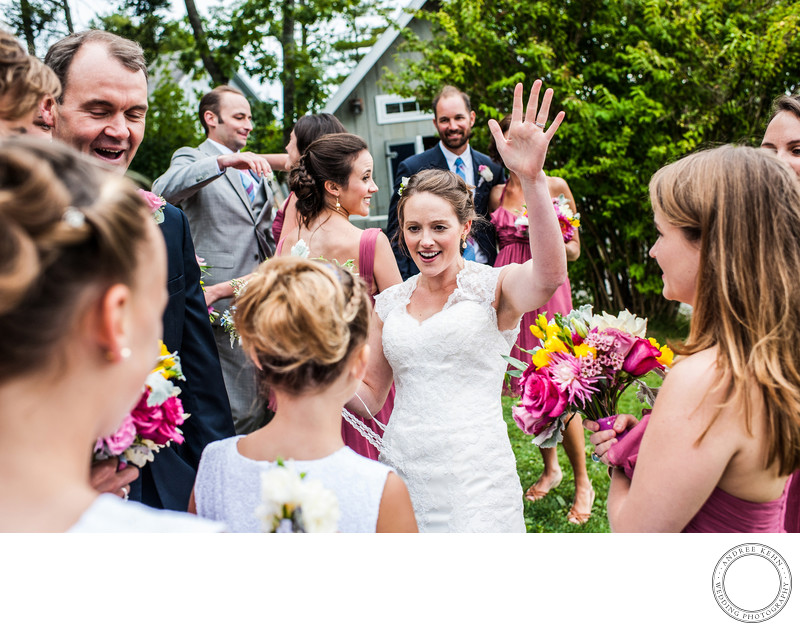 Top Wedding Photographers in Maine