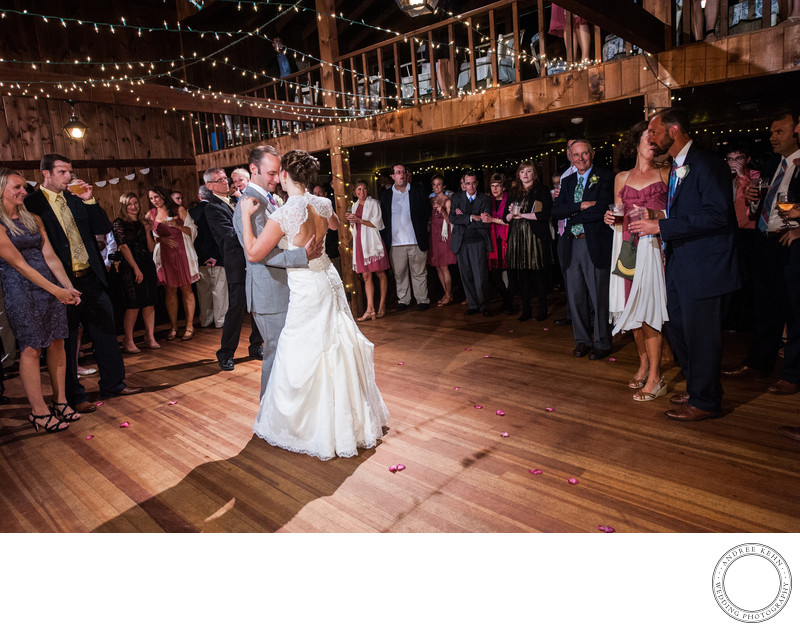 Linekin Bay Resort Wedding