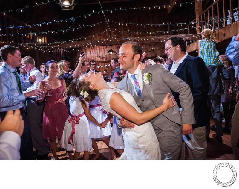 Wedding Photos in Boothbay Maine
