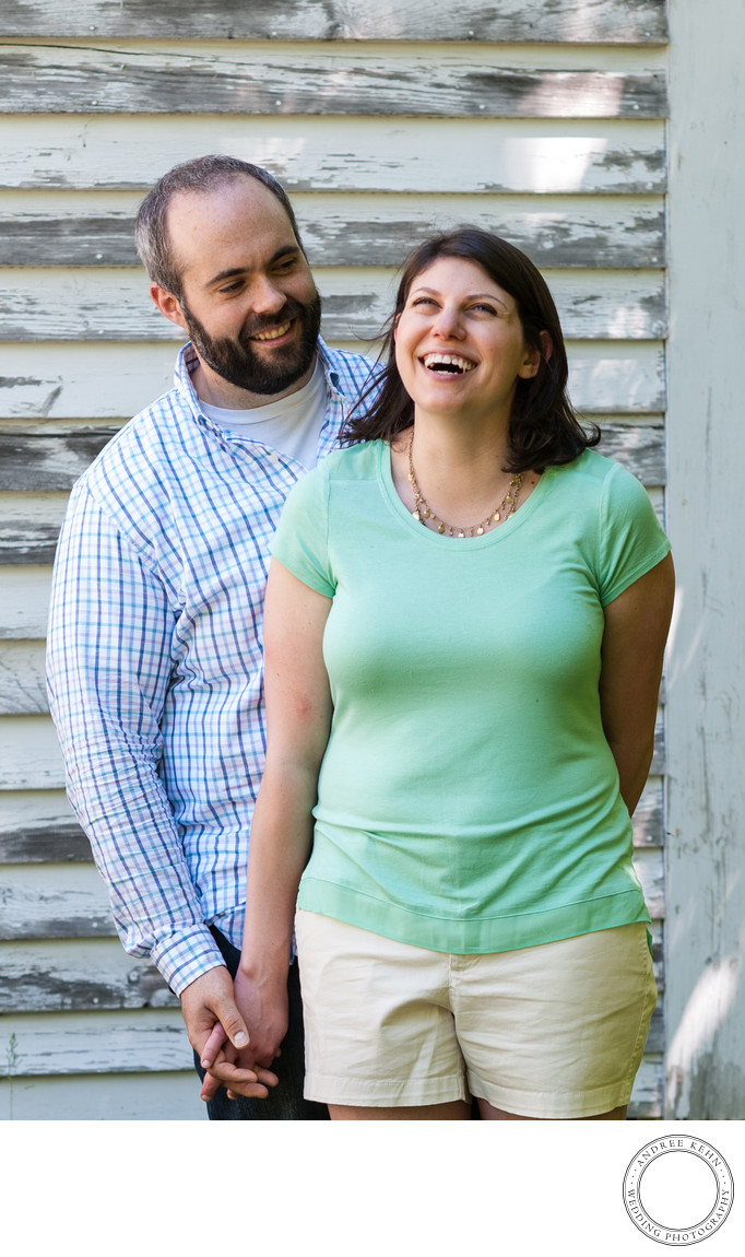 Maine Engagement Sessions