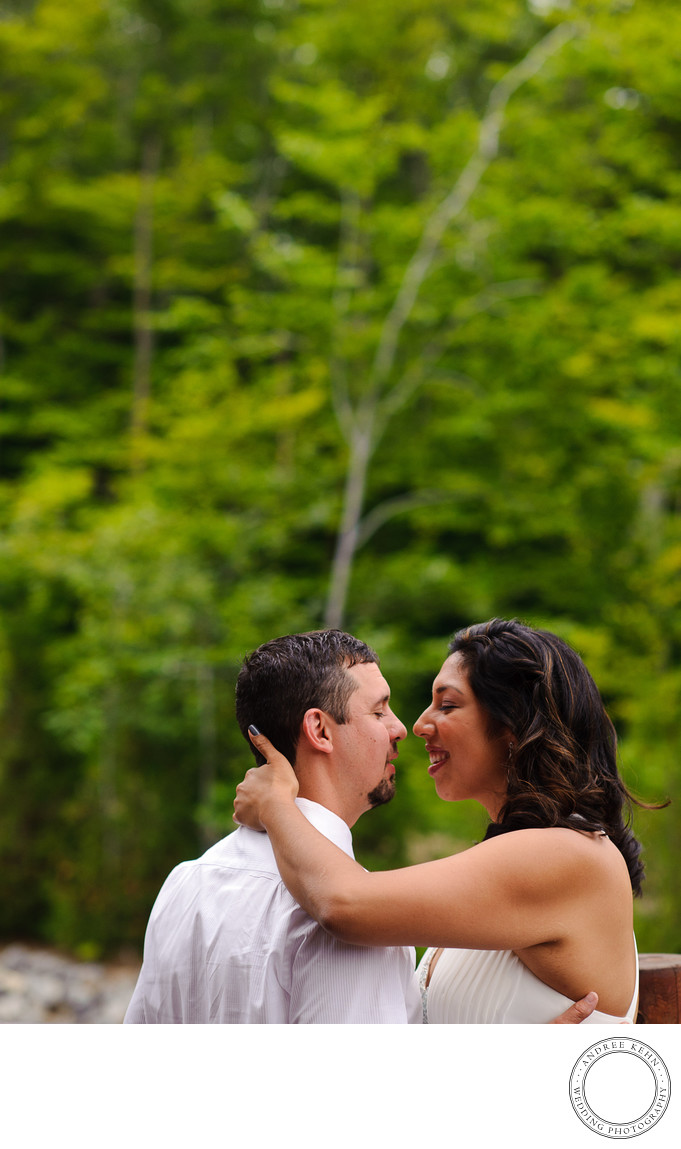 Maine wedding photojournalism