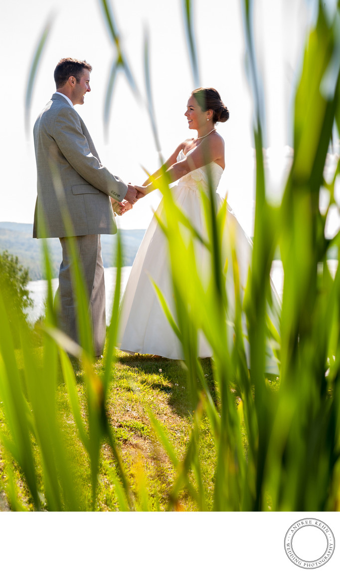 Saddleback Ski resort wedding