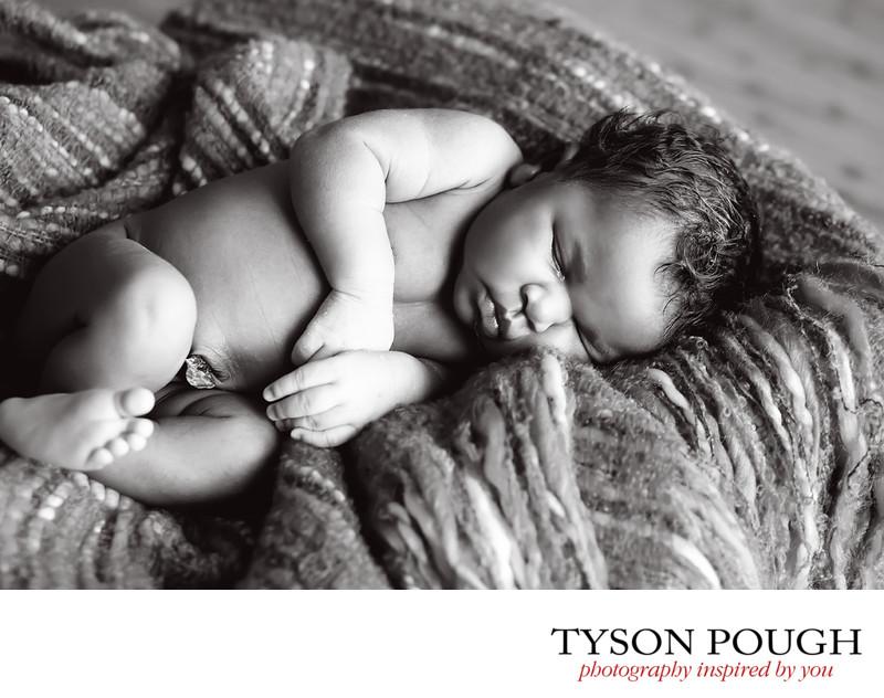 Newborn in B