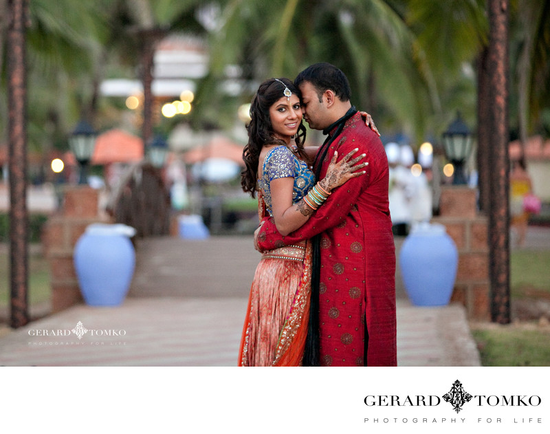 Goa India Destination Wedding Photo