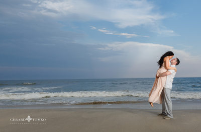 Engagement Photos in Ocean City