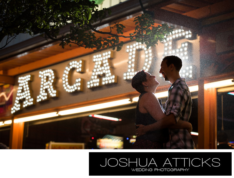 Old Orchard Beach Engagement