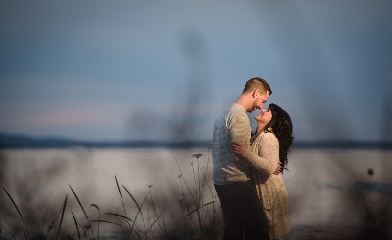 The Colony Hotel Engagement Session