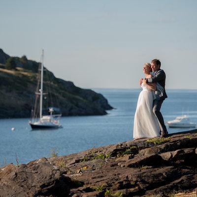 Monhegan Island Wedding Photography