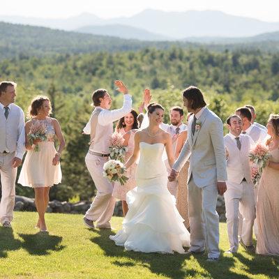 Mountain Maine Wedding Photographer