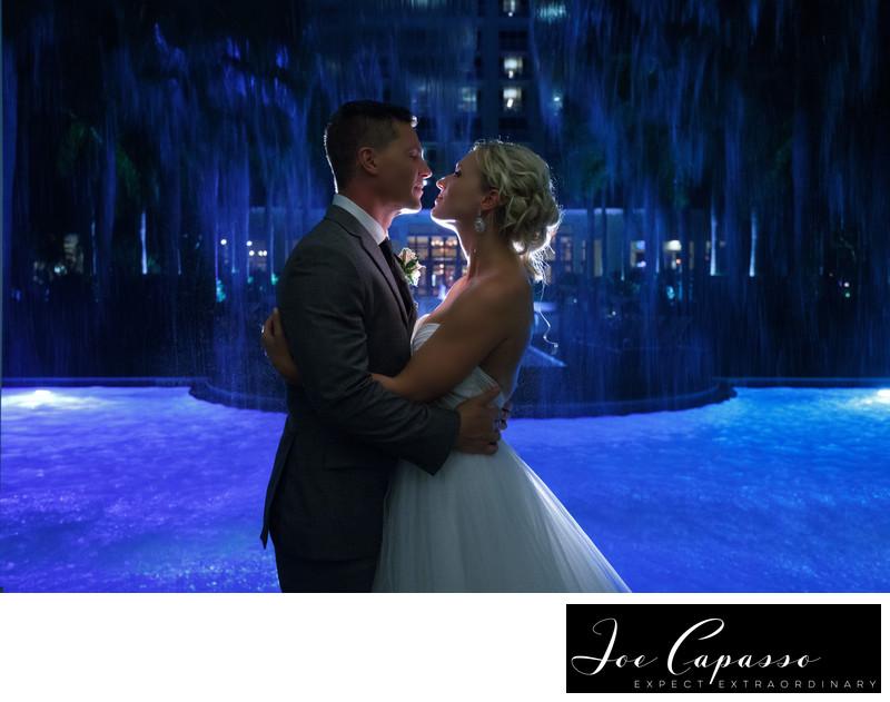 hyatt weddings naples florida
