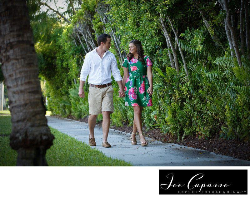naples-3rd-street-engagement-session