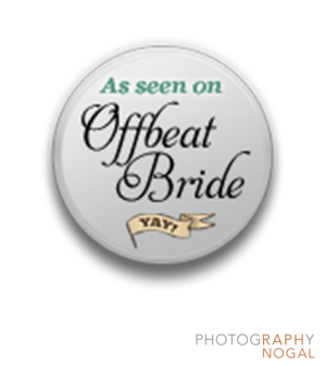 Offbeat Bride Featured Photographer in Toronto