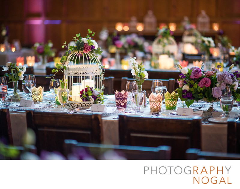 Decor by Lustre Events at Hart House U of T