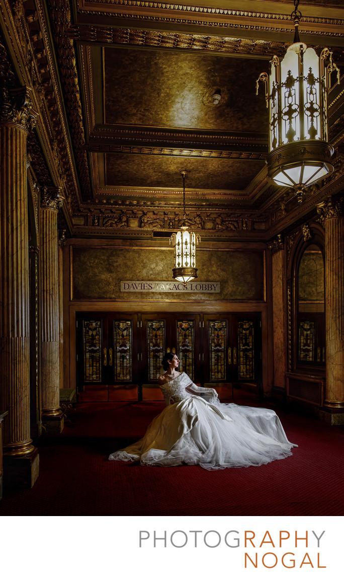 Bride at the Elgin and Winter Garden Theatres
