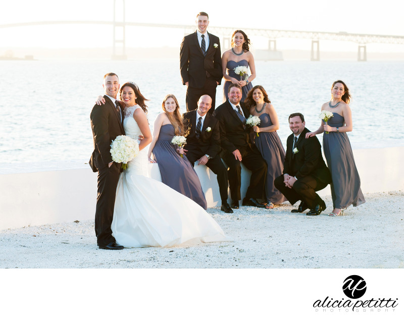 Belle Mer Wedding Photographer