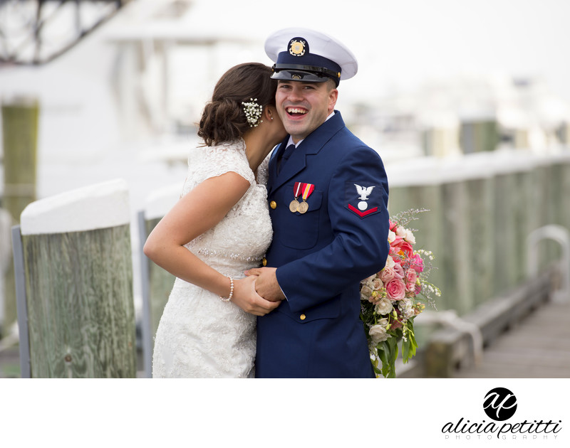 Flying Bridge Wedding Photographer