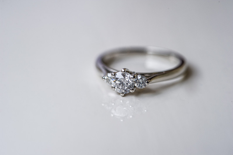 Forest and Vale Engagement Ring
