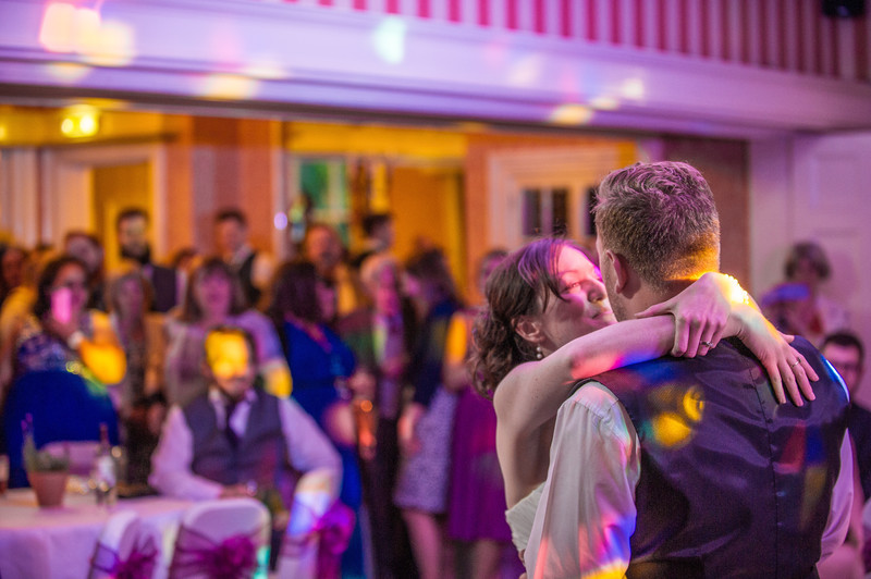 Forest and Vale First Dance