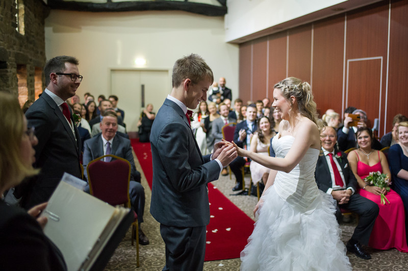 Mosborough Hall Wedding Photography