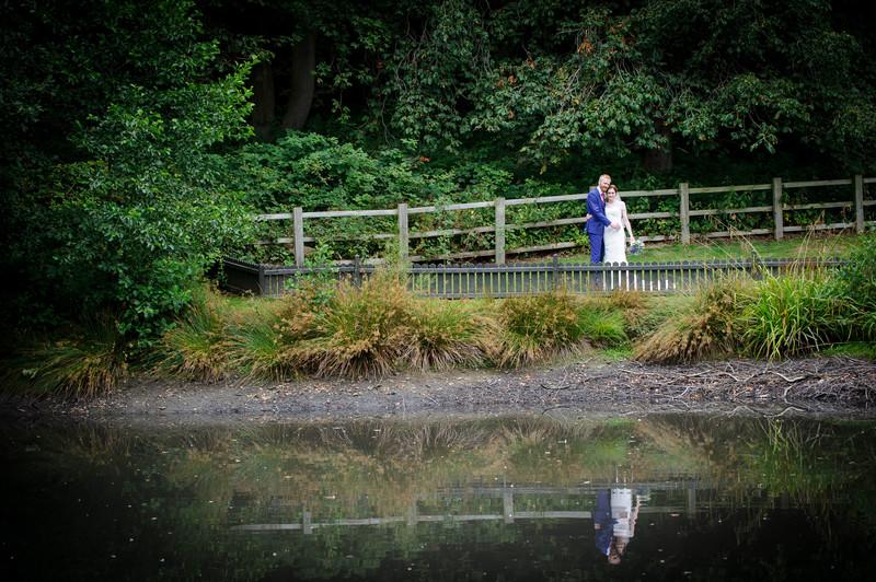 Wedding Photographer Whitley Hall