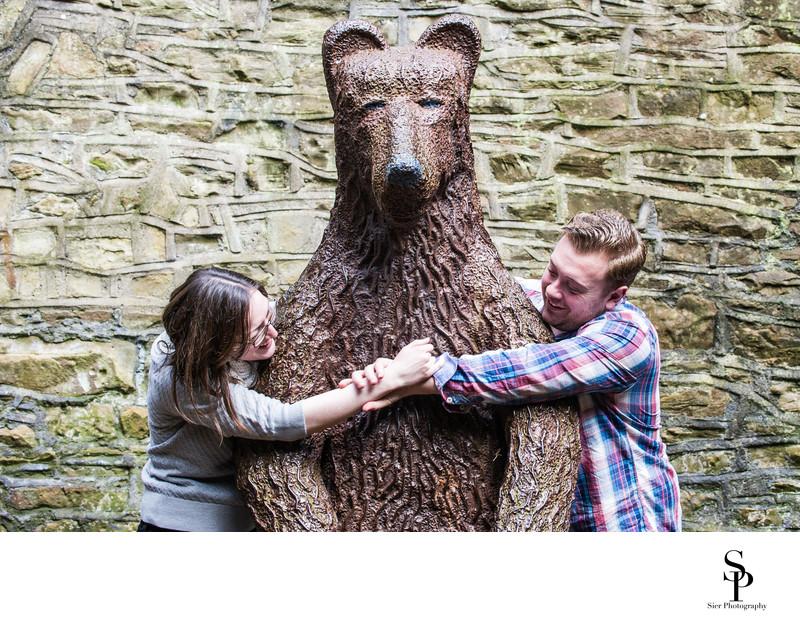 Botanical Gardens Sheffield Bear Pit