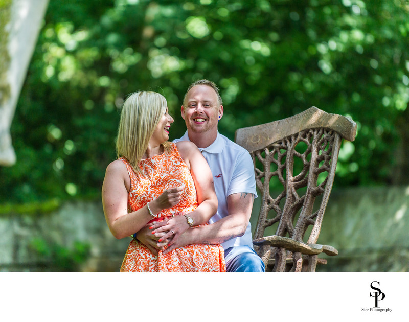 Fun Engagement Photography Sheffield