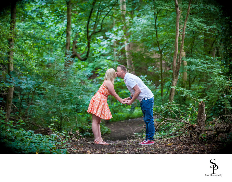 Pre Wedding Engagement Photography Sheffield