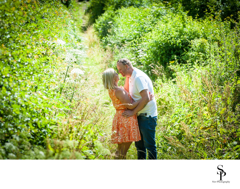 Rivelin Engagement Photography Sheffield