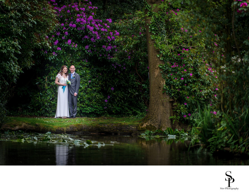 Kenwood Hall Wedding Picture