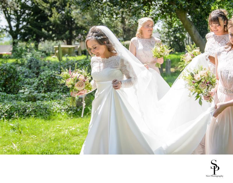 Derbyshire-Church-Wedding