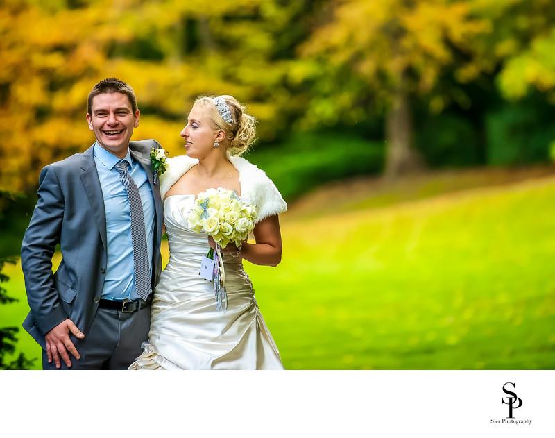 Kenwood Hall Sheffield Wedding Photographer