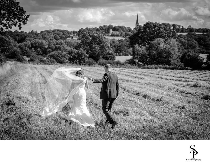 Wentworth Church Wedding Sheffield Wedding Photographer