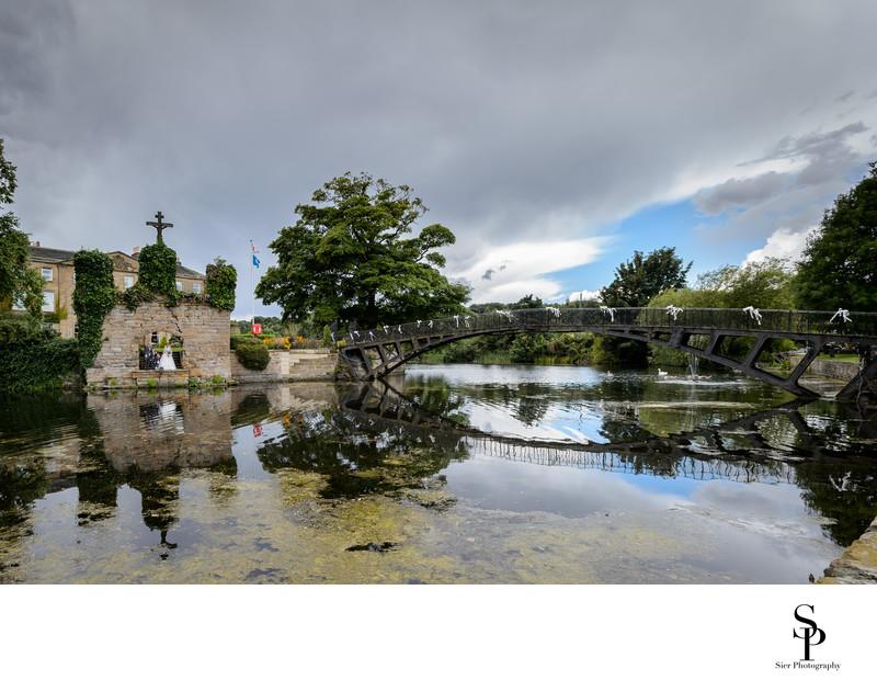 Waterton Park Hotel Lake Arch Wedding Photography