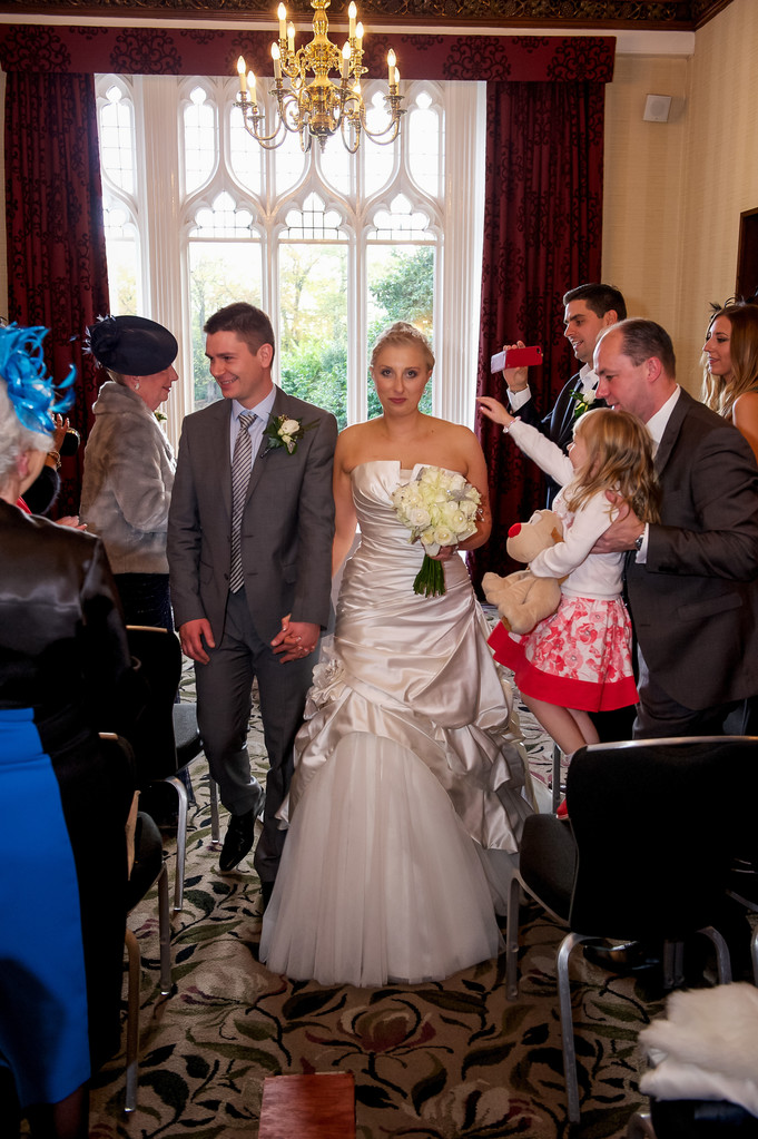 Kenwood Hall Hotel Weddings