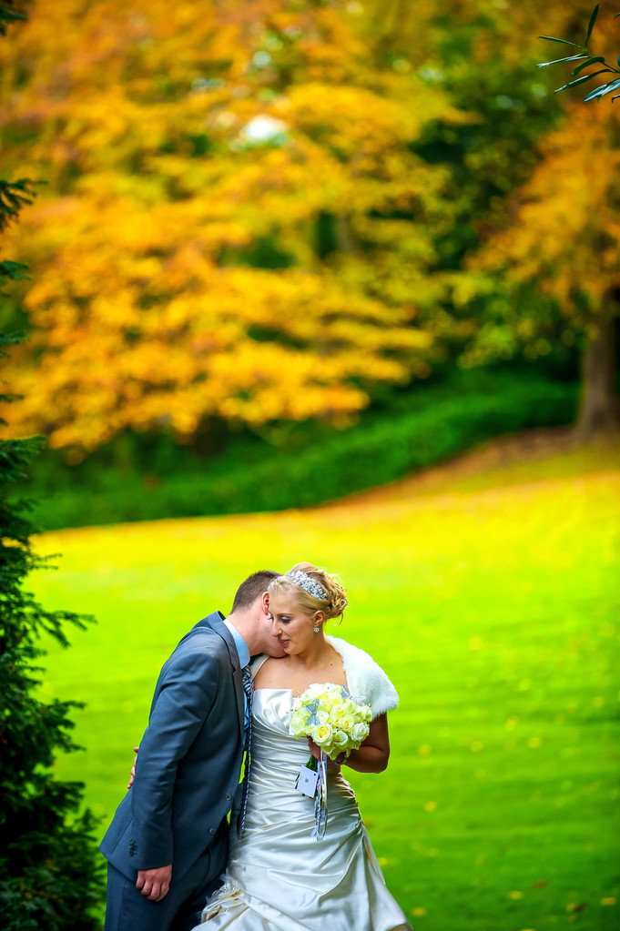 Autumn Kenwood Hall Wedding