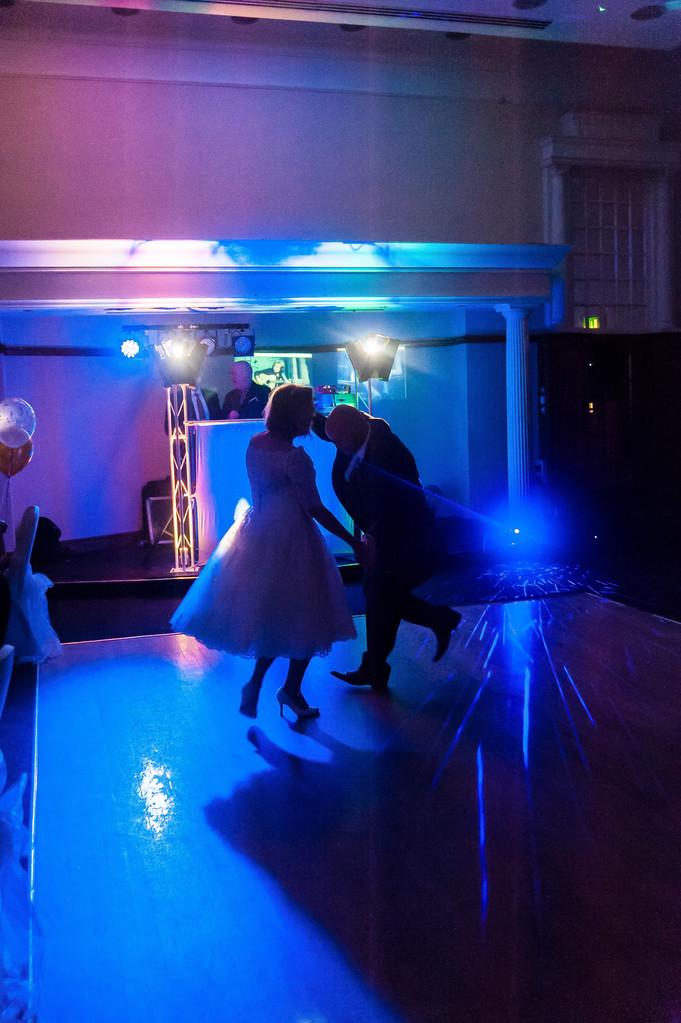 Kenwood Hall Wedding First Dance