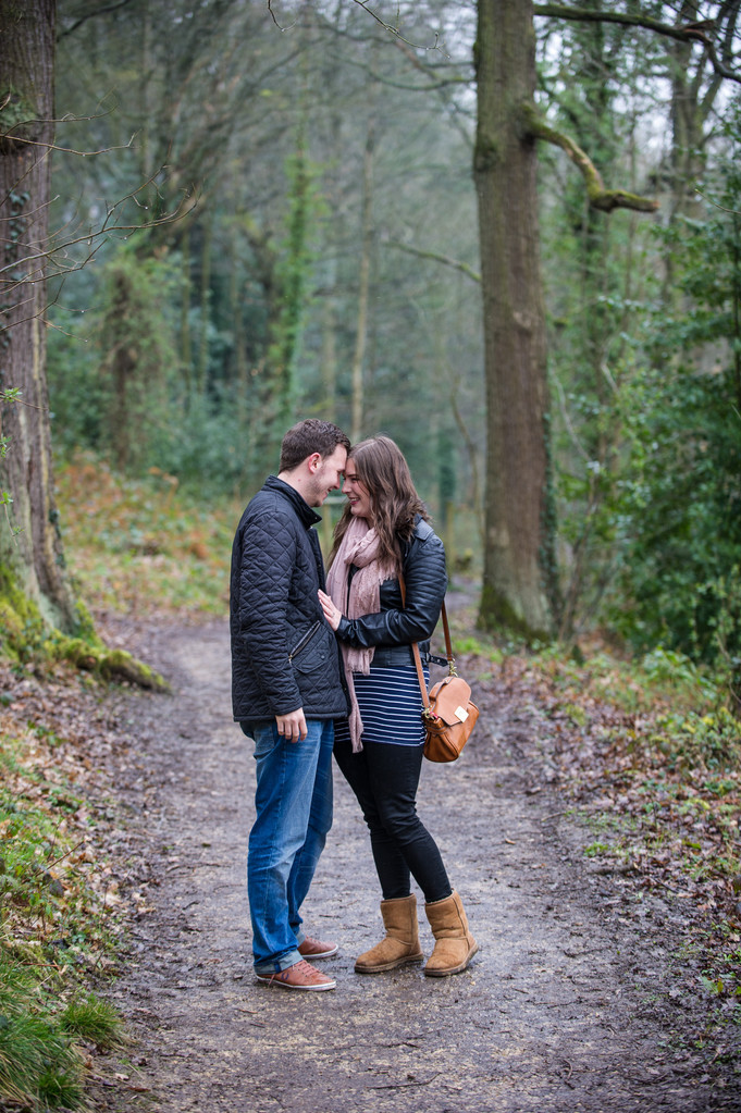 Linacre Reservoir Engagement Photos