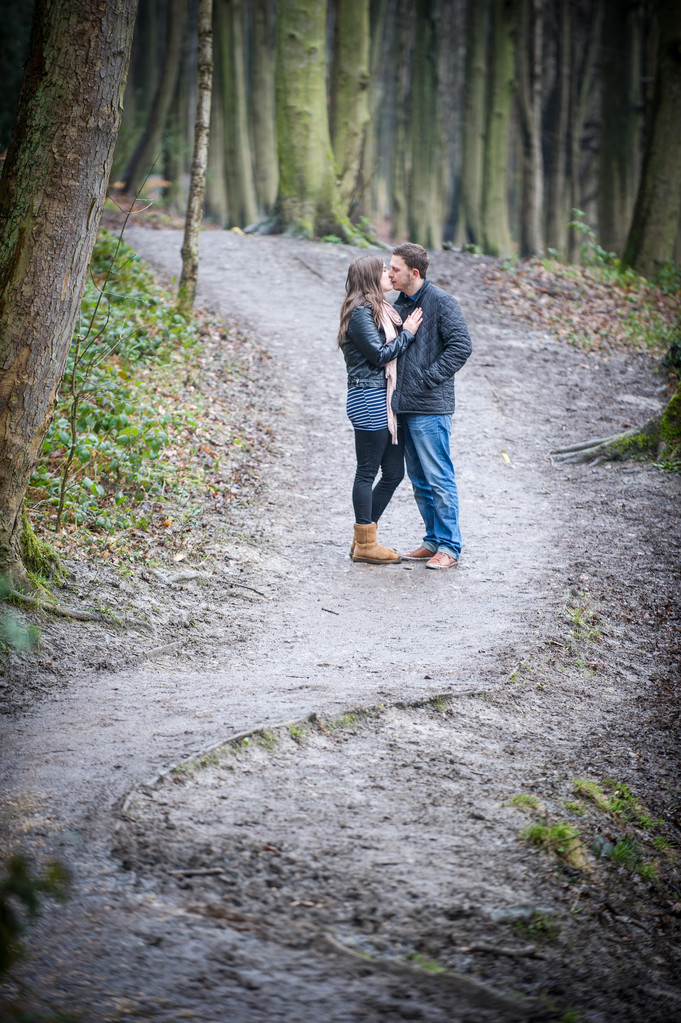 Derbyshire Pre Wedding Photography