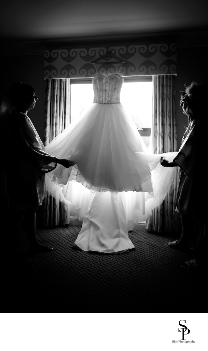 Wedding Photographer Waterton Park Hotel Wakefield