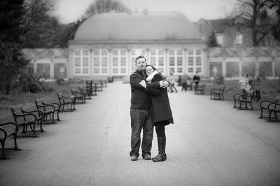 Sheffield Engagement Photography