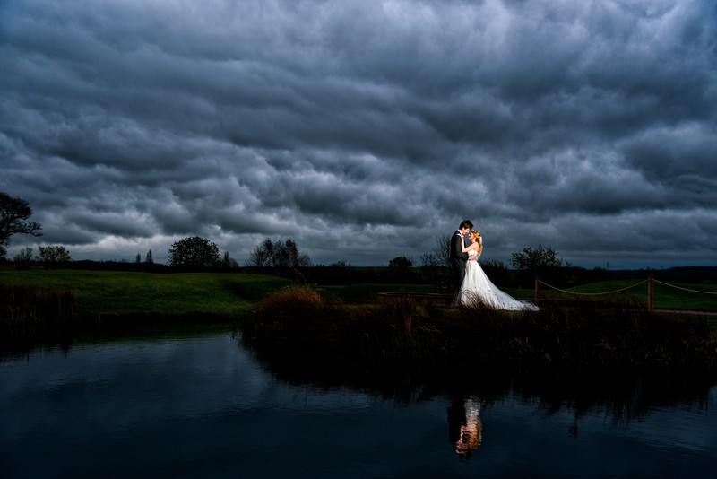 Wedding Photo at Nottinghamshire Golf Club
