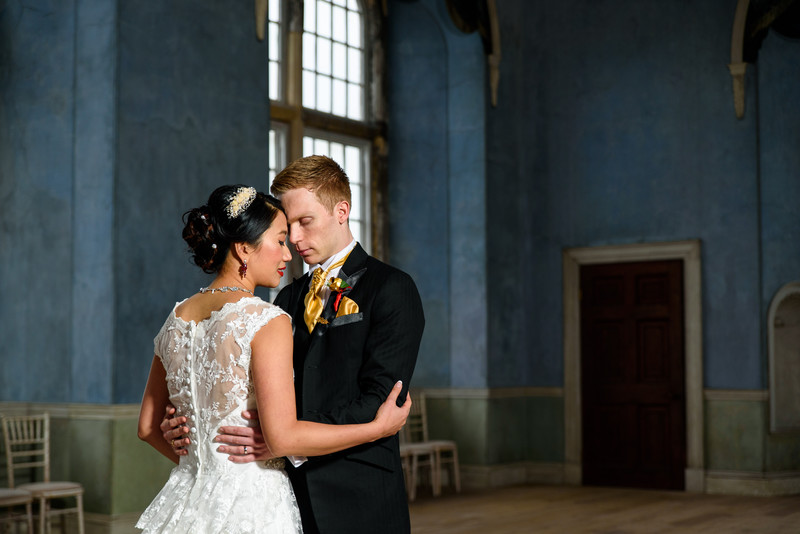 Wollaton Hall Wedding Photographer
