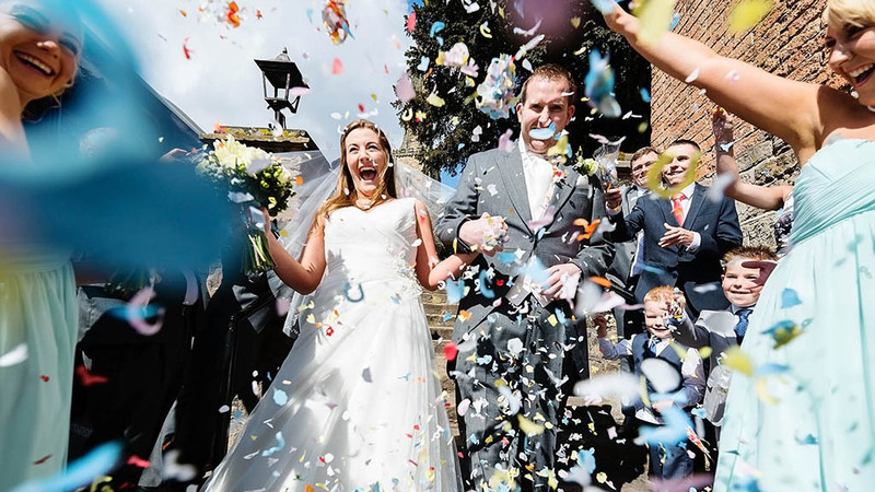 Frequently asked questions for a Nottingham wedding tog