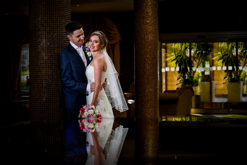 Holiday Inn Barnsley Wedding Photos