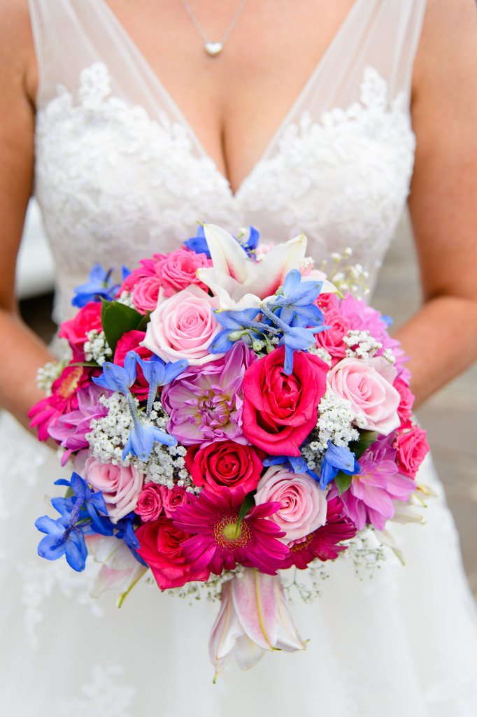 Wedding Florists in Nottingham and Derby