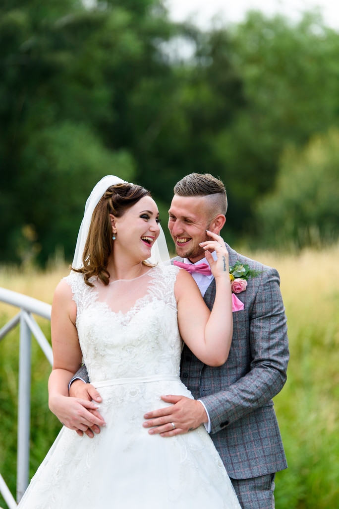 Natural Wedding Photos in Nottingham