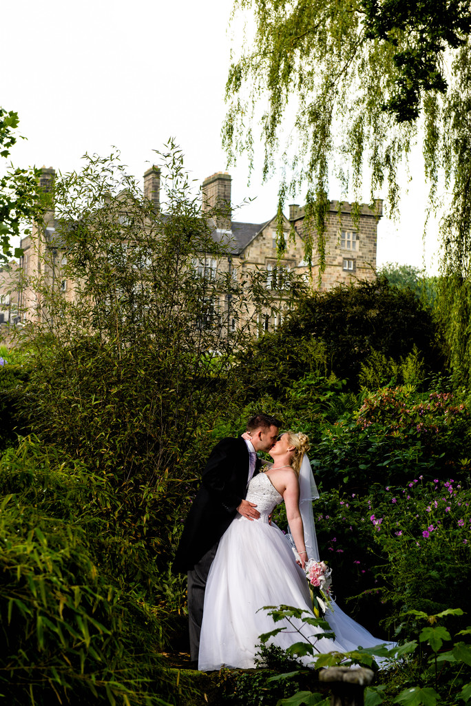 Breadsall Priory Wedding Photos