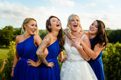 Wedding Photographs at Nottinghamshire Golf Club